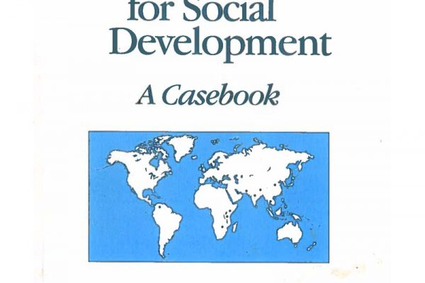 Partnerships for Social Development